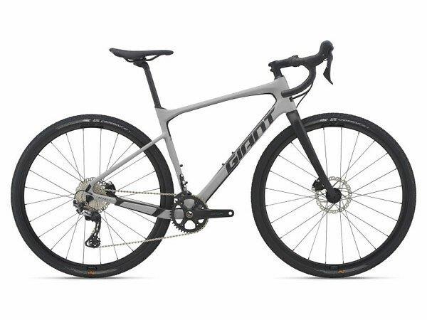 Giant Revolt Advanced 1 Gravel Bike - 2021 - Roe Valley Cycles