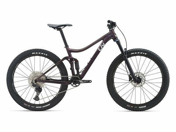 Liv Embolden 2 Full Suspension Mountain Bike - 2021 - Roe Valley Cycles