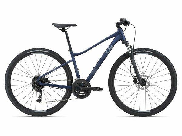 Liv Rove 3 Adventure Women's Bike - 2021 - Roe Valley Cycles