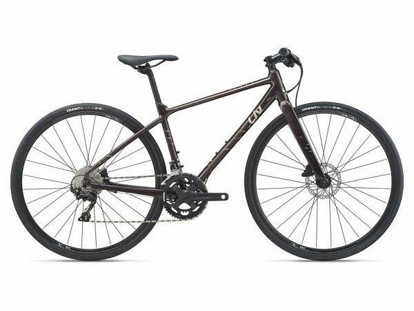 Liv Thrive 1 Flat-Bar Women's Road Bike - 2021 - Roe Valley Cycles