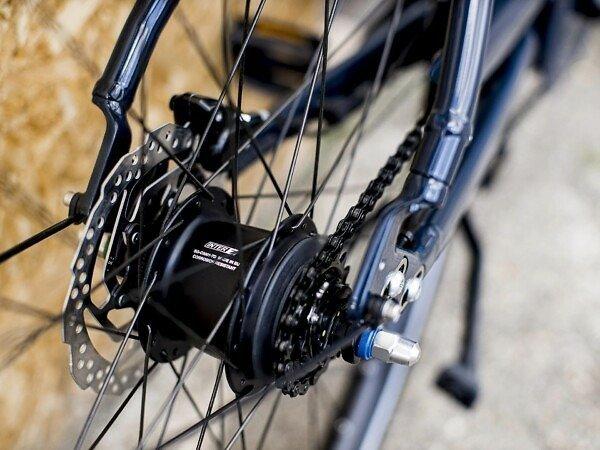 Trek District+ 2 Electric Bike - 2022 - Roe Valley Cycles