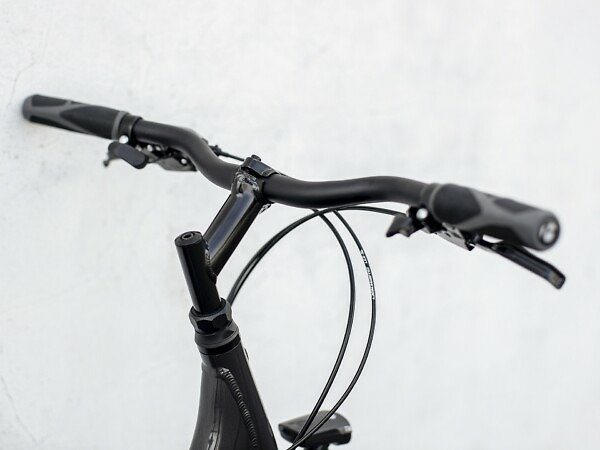 Trek Verve 1 Equipped Lowstep Recreation Bike - 2022 - Roe Valley Cycles
