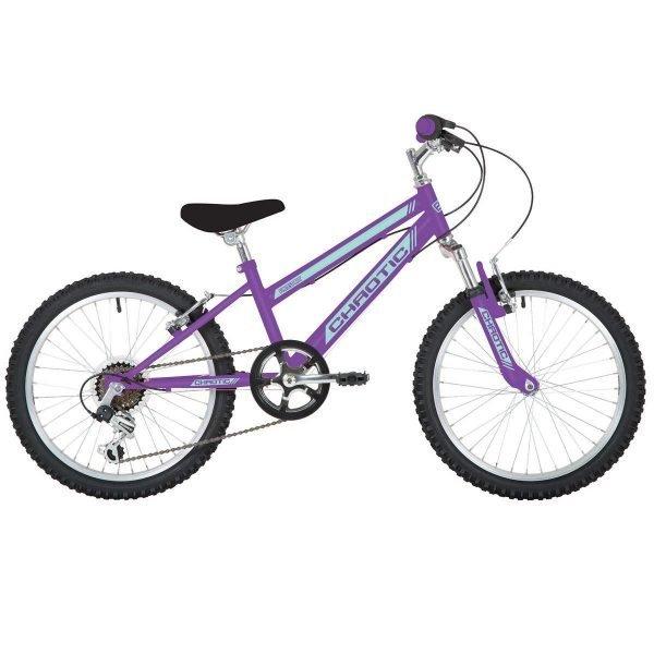 "Freespirit Chaotic 24"" Junior Mountain Bike - Roe Valley Cycles"