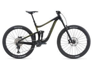 Giant Reign 29 2 Full Suspension Mountain Bike - 2021 - Roe Valley Cycles