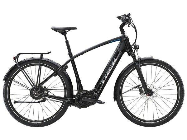 Trek Allant+ 9 Electric Hybrid Bike - 2022 - Roe Valley Cycles