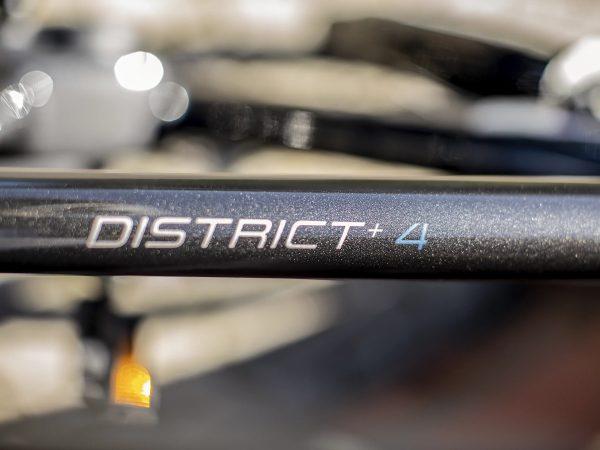 Trek District+ 4 Electric Bike - 2022 - Roe Valley Cycles