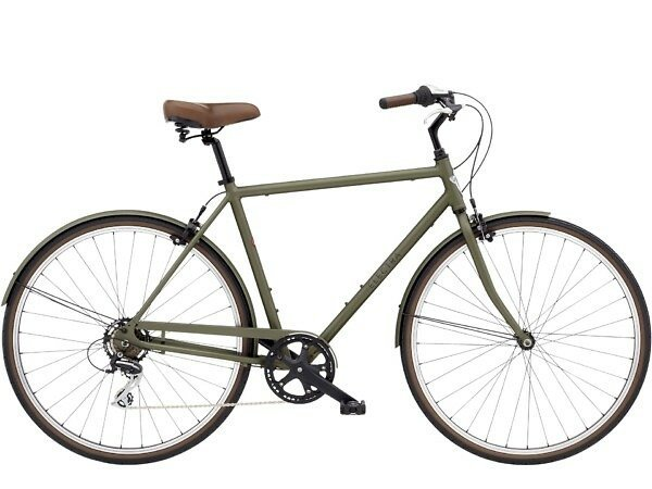 Trek Loft 7D Step-Over City Bike - 2022 - Roe Valley Cycles